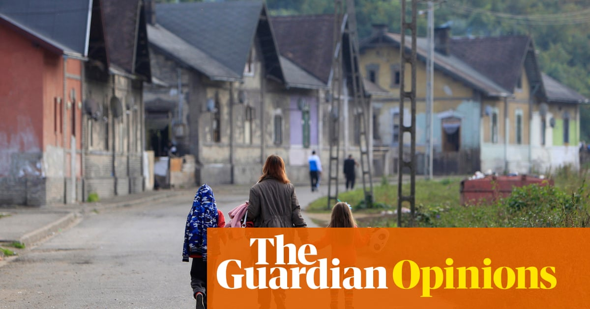 No homeland, no hope – Europe's Roma are back in the firing line | Tessa Dunlop