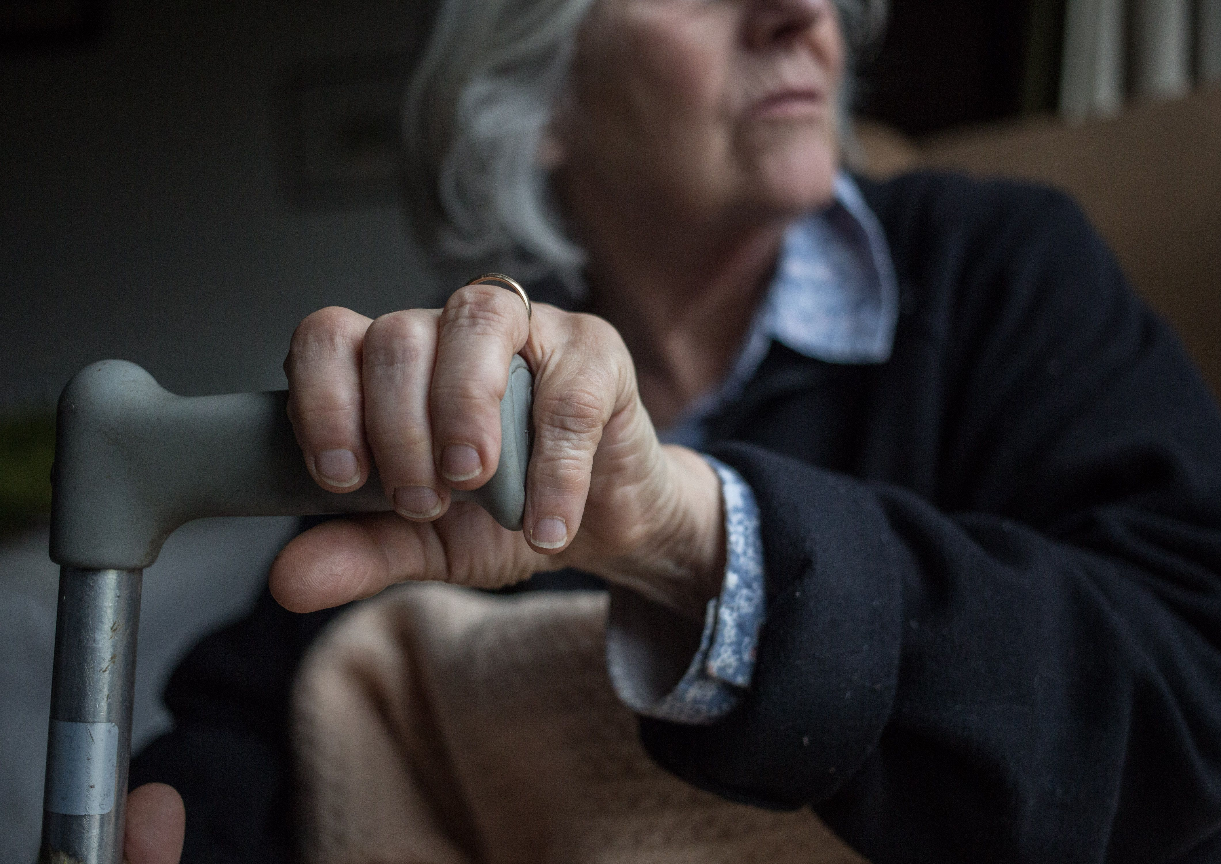 'Just because I'm old, it doesn't mean I vote Tory or support Brexit'